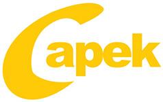 capek logo